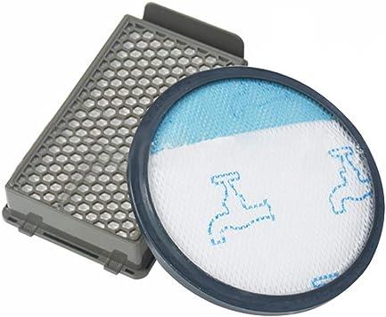 TwoCC Accesorios para aspiradoras, filtro rectangular rectangular ...