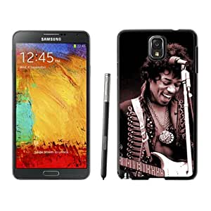 New Unique DIY Antiskid Skin Case For Samsung Note 3 jimi hendrix 3 Samsung Galaxy Note 3 Black Phone Case 205 Samsung Galaxy Note3 Black Phone Case 205