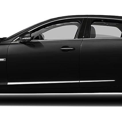 TYGER For 03-06 Lexus ES 300//330 6PC Stainless Steel Chrome Pillar Post Trim