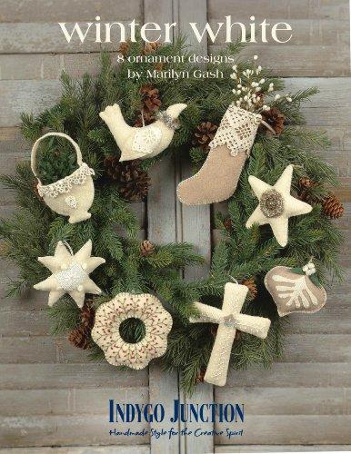 - Winter White: 8 Ornament Designs