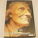 Jean-Marie Vianney Le Saint Cure d'Ars La ou les Saints passent... DVD [PAL FORMATTED, NON-USA]