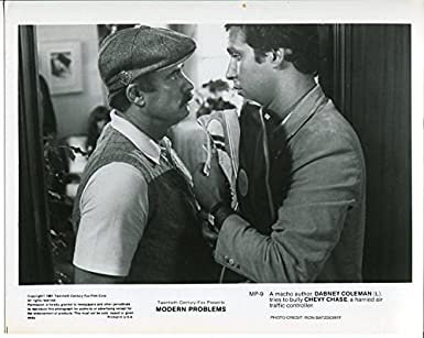 Movie Photo Modern Problems Dabney Coleman Chevy Chase 8x10