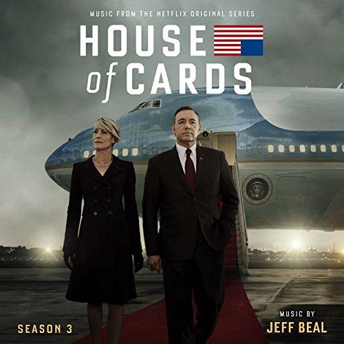 House Of Cards - Season 3 (Jeff Beal) [2 CD]