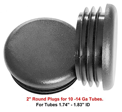 Round Pipe Post ((Pack of 4) - 2
