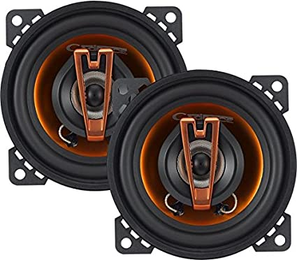 Cadence Acoustics Q422 150W 4 2-Way Q-Series Coaxial Car Speakers Set of 2