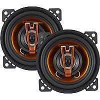 Cadence Acoustics Q422 150W 4 2-Way Q-Series Coaxial Car Speakers, Set of 2