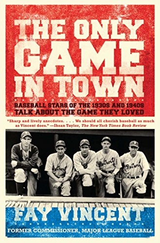 n: Baseball Stars of the 1930s and 1940s Talk About the Game They Loved (The Baseball Oral History Project) (1940 Baseball)