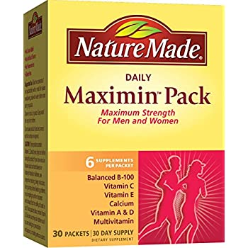 Nature Made Maximin Pack, 30-Count