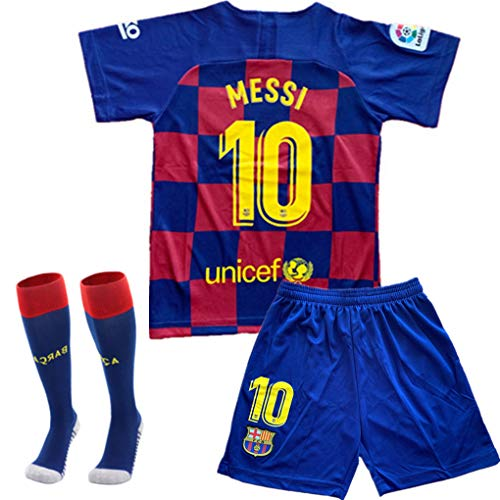 size 40 ea539 a6eb3 lionel messi youth soccer jersey