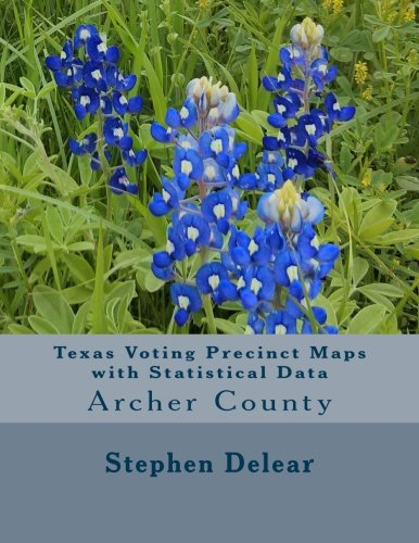 Download Texas Voting Precinct Maps with Statistical Data: Archer County pdf