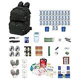Emergency Kit Four: Earthquake Survival Kit, Bug Out Bag, Disaster Preparedness