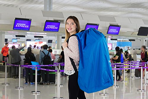 Stroller Travel Bag For Airplane Gate Check Bag - Large Standard or Double Stroller Gate check In by Reperkid (Image #4)