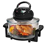 Oyama 12 Liter Turbo Convection Roaster Oven (BLACK)