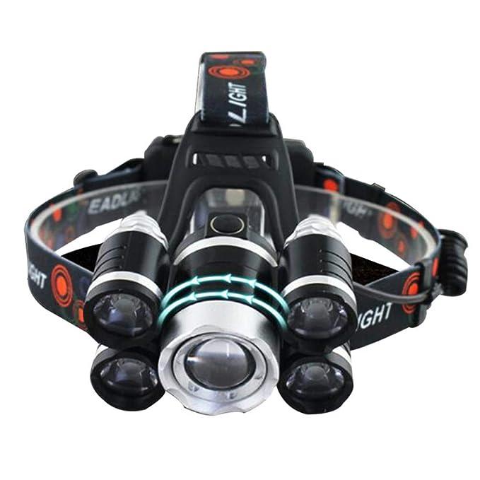 Review Leezo LED T6 Headlight