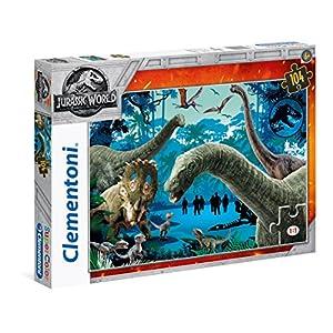 Clementoni 27098 Jurassic World 104 T