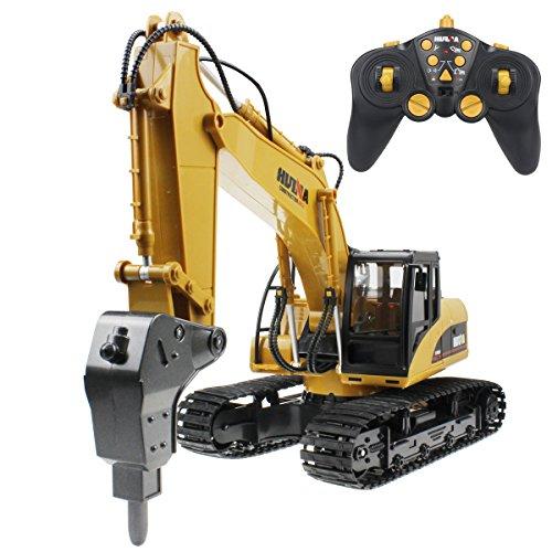 fisca RC Excavator Remote...