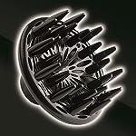 Imetec-Salon-Expert-P4-2500-ION-Asciugacapelli-Professionale-Tecnologia-a-Ioni-Rivestimento-Griglia-in-Ceramica-e-Tormalina-8-Combinazioni-AriaTemperatura-2000-W-Nero