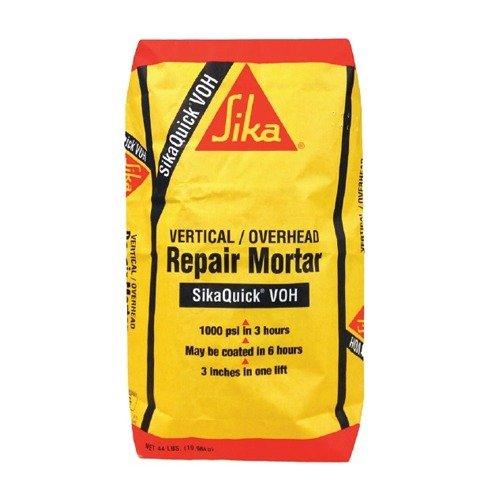 Sika SikaQuick VOH -44 Lb Bag, Verticle & Overhead Repair Mortar ()