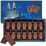 Malaysia Twin Towers chocolate 1 box