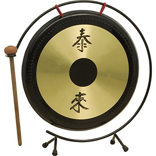 Rhythm Band Oriental Table Gong 14 Inch by RHYTHM BAND