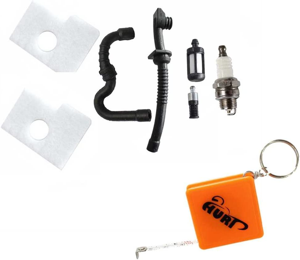 Fuel Oil line FilterTune Up Kit For STIHL MS170 MS180 017 018 Chainsaw