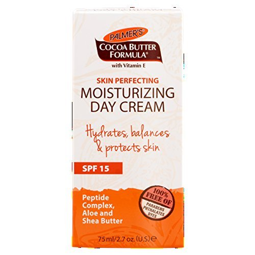 Palmer's Cocoa Butter Formula Skin Perfecting Moisturizing Day Cream With SPF 15, 2.7 oz - Cocoa Butter Skin Cream