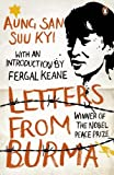 Front cover for the book Letters from Burma by Aung San Suu Kyi