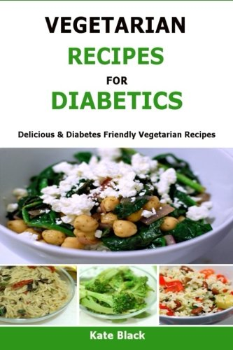 Vegetarian Recipes Diabetics Delicious Diabetes product image
