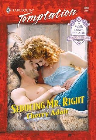 book cover of Seducing Mr. Right