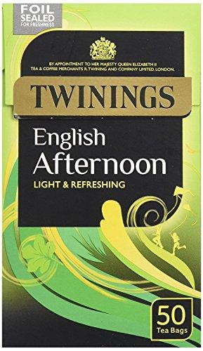 (Twinings Classics Traditional Afternoon Tea / 50 Tea Bags / 100g / 3.5oz. )