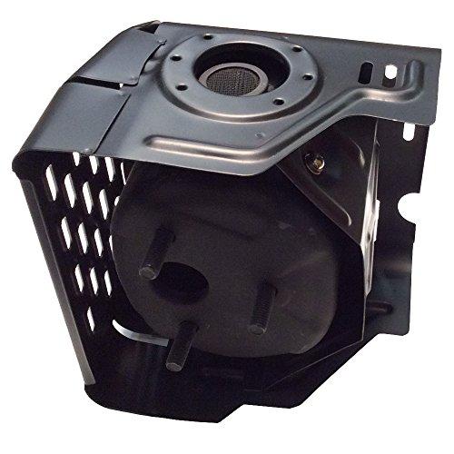 Muffler Assembly INCLUDES MUFFLER COMP. 18310-ZE2-W00 MUFFLER PROTECTOR 18320-ZE2-W01 GX240