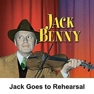 Jack Goes to Rehearsal Radio/TV Program