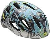 Bell Zipper Helmet – Kid's White/Glacier Blue Robo Gogo Review