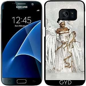 Funda para Samsung Galaxy S7 - Joeline by Illu-Pic.-A.T.Art
