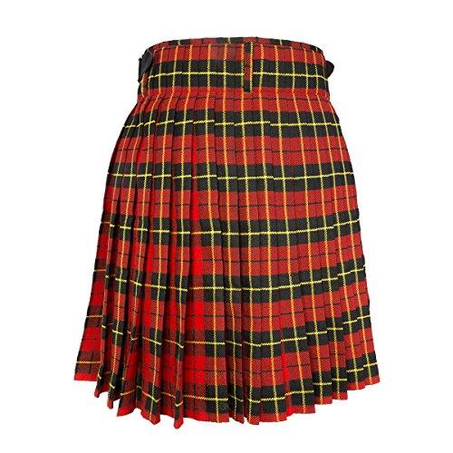 "Best Kilts Men's Traditional Scottish 5 Yard Wallace Tartan Kilt 30""-32"" by Best Kilts (Image #1)"