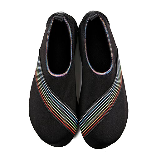Water Dry xb Yoga Quick Surf Water Socks MENG for Womens Shoes Black Pool Barefoot Swim Beach Aqua Sport Mens NING Shoes 47Bvtz