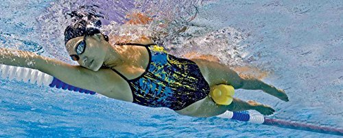 Aquatic Fitness Equipment Finis Axis Buoy Swimming Lane Training Body Position Ankle Float Leg 1.05.041.05