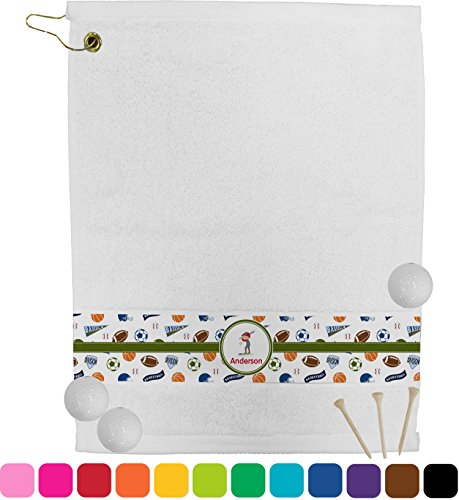 RNK Shops Sports Golf Towel (Personalized) by RNK Shops