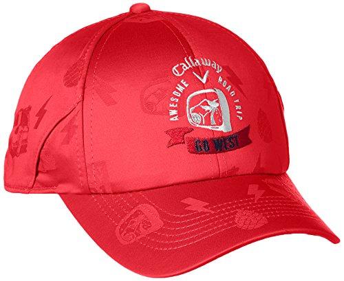 口実検索ブッシュ(キャロウェイアパレル) Callaway Apparel < メンズ > ストレッチ キャップ (サイズ調整可能) ゴルフ 帽子 241-7184514