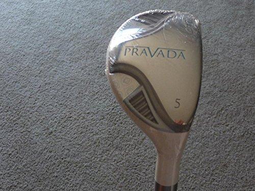 BRAND NEW TOMMY ARMOUR PRAVADA #5 WOOD LADIES HYBRID FLEX GRAPHITE GOLF (Golf Club Collectibles)