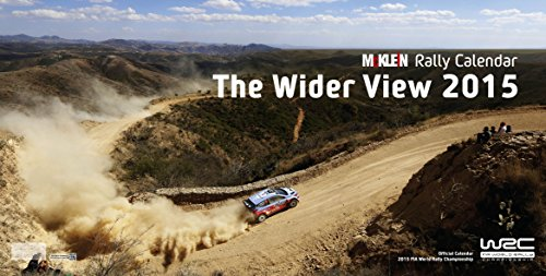- Mcklein Rally Calendar 2015: The Wider View