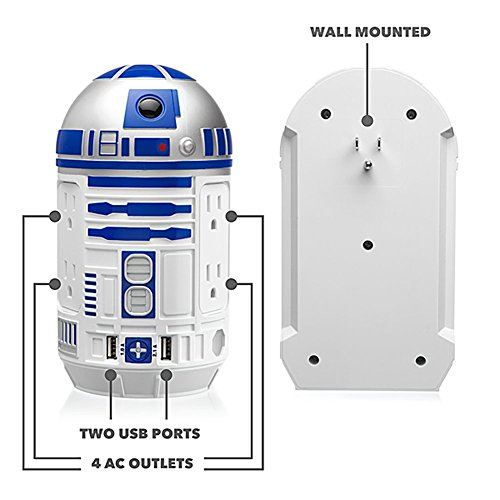 51oIHn52XGL - Star Wars R2 D2 Power Station