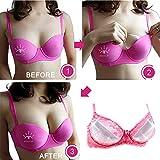 Women Soft Silicone Bra Inserts Breast Chest