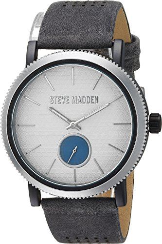 Swimming Training Funky Costumes (Steve Madden Women's Quartz Silver-Tone Casual Watch, Color:Grey (Model:)