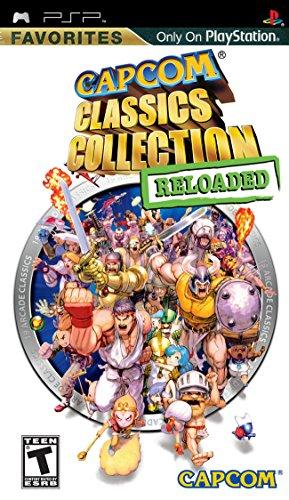 capcom classics reloaded - 1