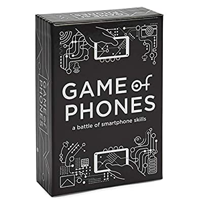 Breaking Games Game of Phones [2020]: Toys & Games