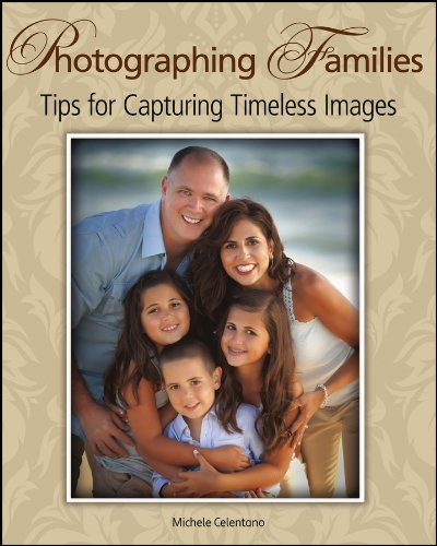 Create family portraits to cherish for a lifetime Family photographs are a staple of both amateur and professional photography. While always in demand, they also pose a unique set of challenges. In this book, Canon Explorer of Light Michele Celentano...