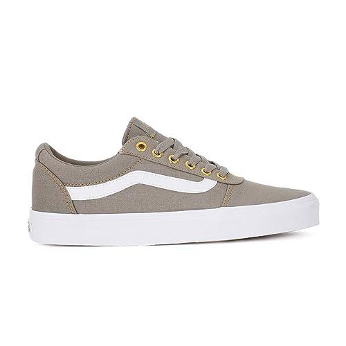 Vans Ward VA3IUNR7C grigio scarpe da ginnastica