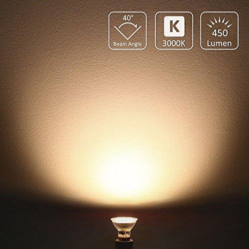 Ustellar De Led Equivalent Halogène 6 Ampoule Mr165w Lot 6gyYbf7
