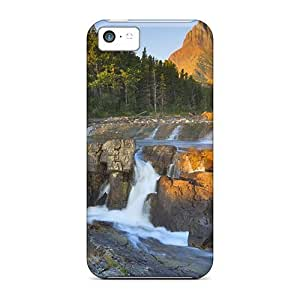 MMZ DIY PHONE CASEHot Design Premium GUk2732nemS Tpu Case Cover iphone 4/4s Protection Case(falling Waters)
